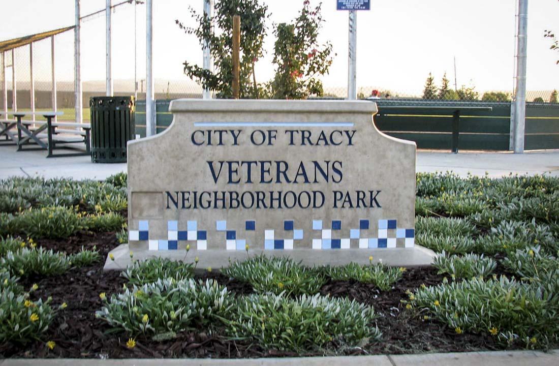 Tracy Veterans Park Ksn Civil Engineering And Land